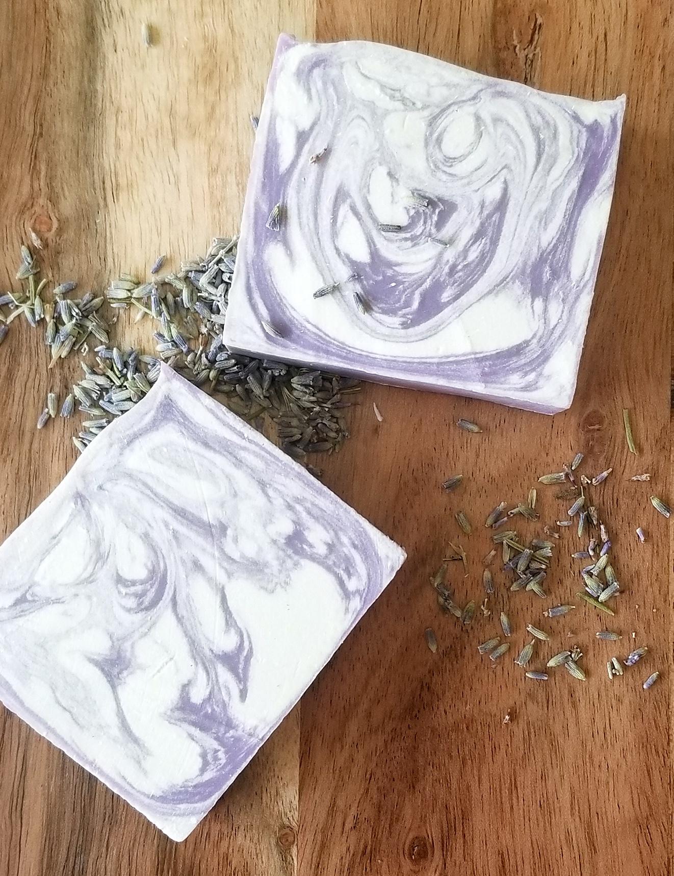 Lavender dark wood 1
