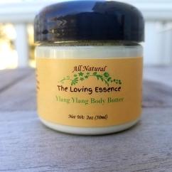 Ylang Ylang Body Butter