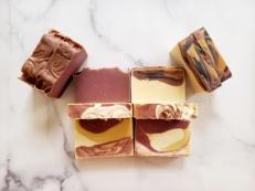 Almond & Coconut Milk Soaps